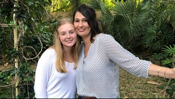 Teen joins mom's best friend to fight rare cancer