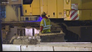 Safety concerns for workers on Selmon Expressway