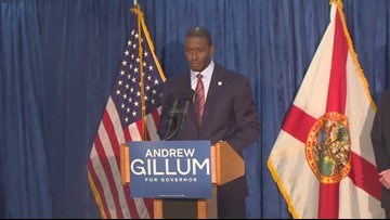 Andrew Gillum launches Florida voter registration campaign to combat Trump in 2020