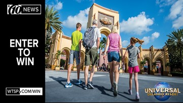 Win Universal Orlando Tickets