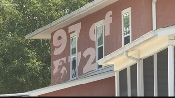 Mold in homes still impacting military families
