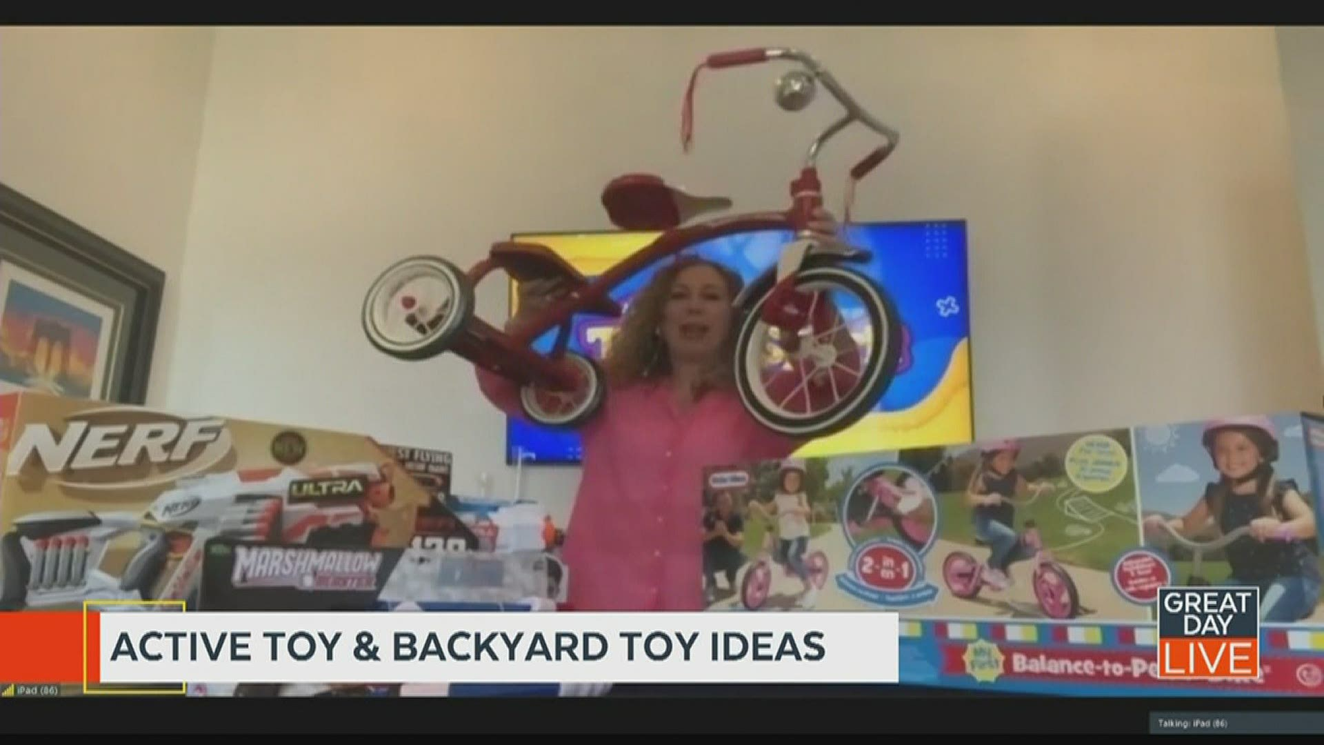 Top Picks For Active And Backyard Toys During Quarantine Wtsp Com