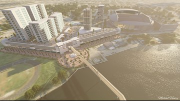 Could a new waterfront Rays ballpark be built in Tampa?
