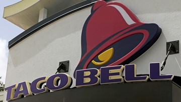 Pasco Co. Taco Bell charging wrong sales tax