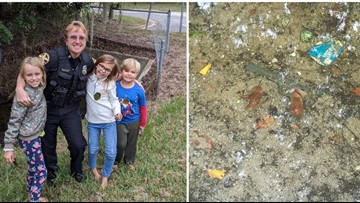 St. Pete police commend kids who found gun at park for 'doing the right thing'