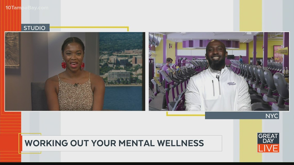 Working out your mental wellness