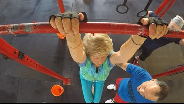 Seniors feel 'stong and flexible' after CrossFit classes