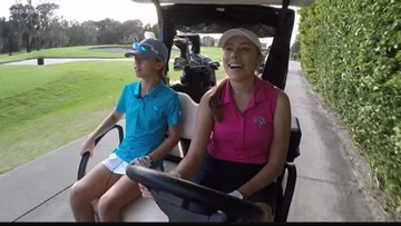 Two young Tampa Bay golfers are heading to Augusta