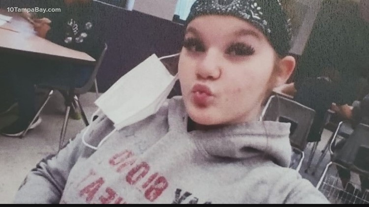 11-year-old girl at center of Pasco County Amber Alert found safe