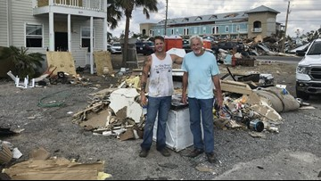 Mexico Beach residents weigh whether to rebuild after Michael