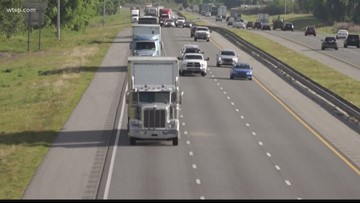 Should there be truck-only lanes on Florida highways?