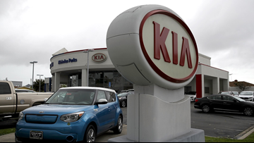 Kia is recalling 68,000 vehicles over engine fire worries