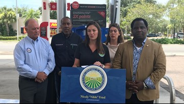 Officials warn about advanced credit card skimmers at gas pumps in Florida