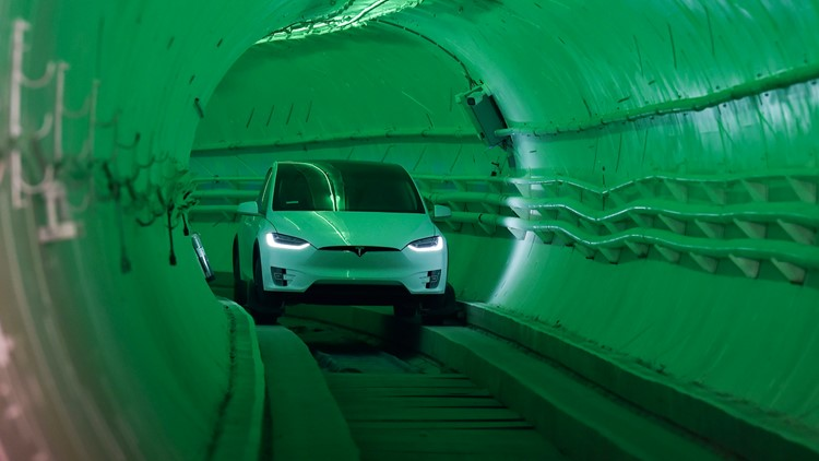 An underground 'Tesla tunnel' could be coming to Florida to help alleviate traffic