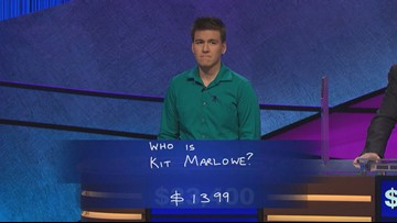 James Holzhauer, and the woman who beat him, to appear on 'Jeopardy!' tournament