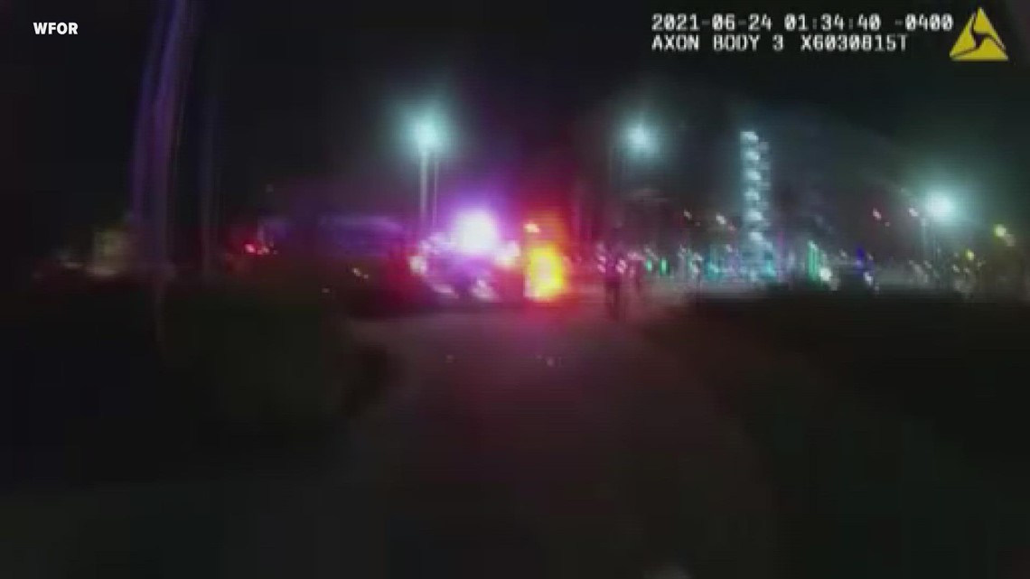 Surfside police release chilling bodycam video of officers responding to condo collapse