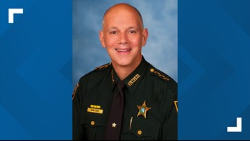 Pinellas sheriff will join Trump policing commission