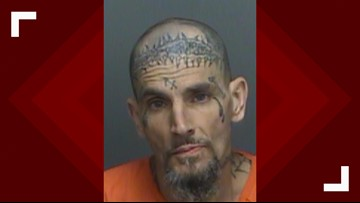 St. Pete man caught stealing hair products from CVS, deputies say