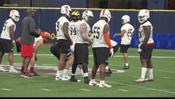Preview of the East-West Shrine Bowl