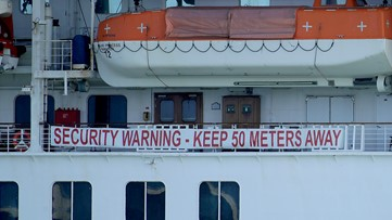 17 days: That's how long the coronavirus survived on infected cruise ship surfaces, CDC says