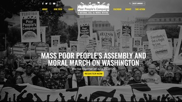 MLK's 'other' dream: The Poor People's Campaign