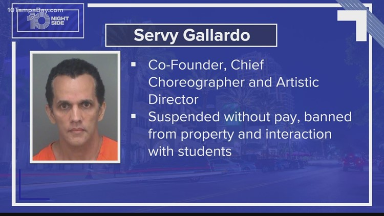 Police: Gulfport dance instructor arrested for sexually abusing a 15-year-old student