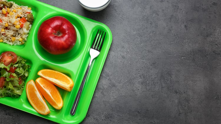 How supply chain issues are impacting school lunches around the Tampa Bay area