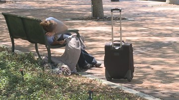 City, county at odds over helping homeless in Sarasota