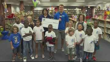 Ponce de Leon Elementary is the 10News School of the Week powered by Duke Energy Florida