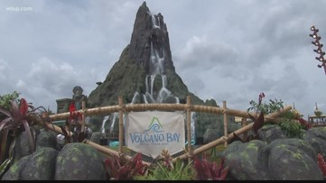 Orlando water parks closed because of chilly weather