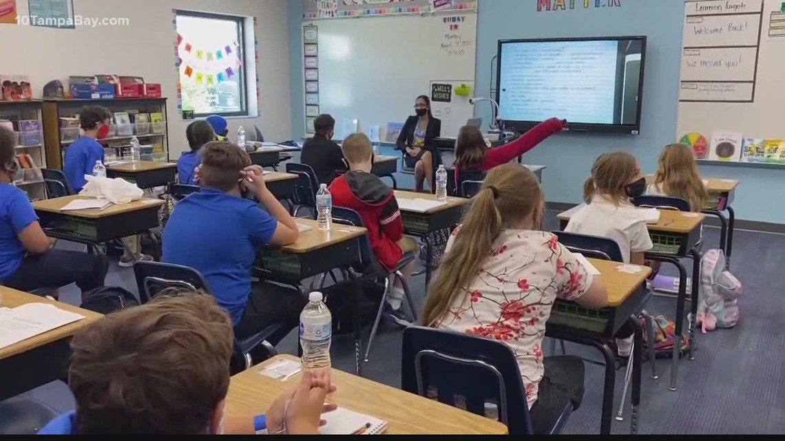Florida won't hold standardized test scores against students this year, but what about teachers?