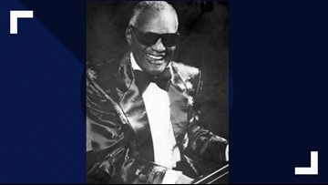 St. Petersburg celebrates Ray Charles and his first recording, 'St. Pete Florida Blues'