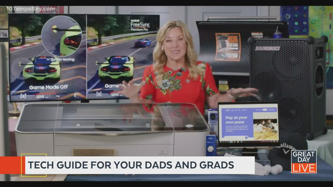 Tech guide for your Dads and Grads