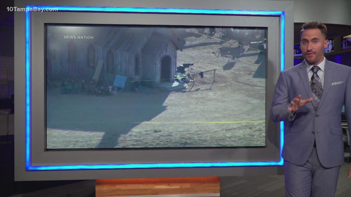 Sheriff: Alec Baldwin fires prop gun on movie set, killing cinematographer, injuring director