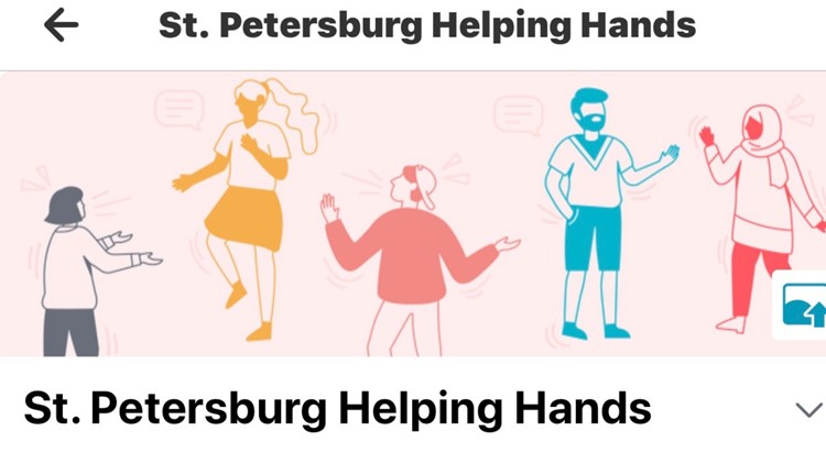 Neighbors' helping hands group making a difference during the pandemic