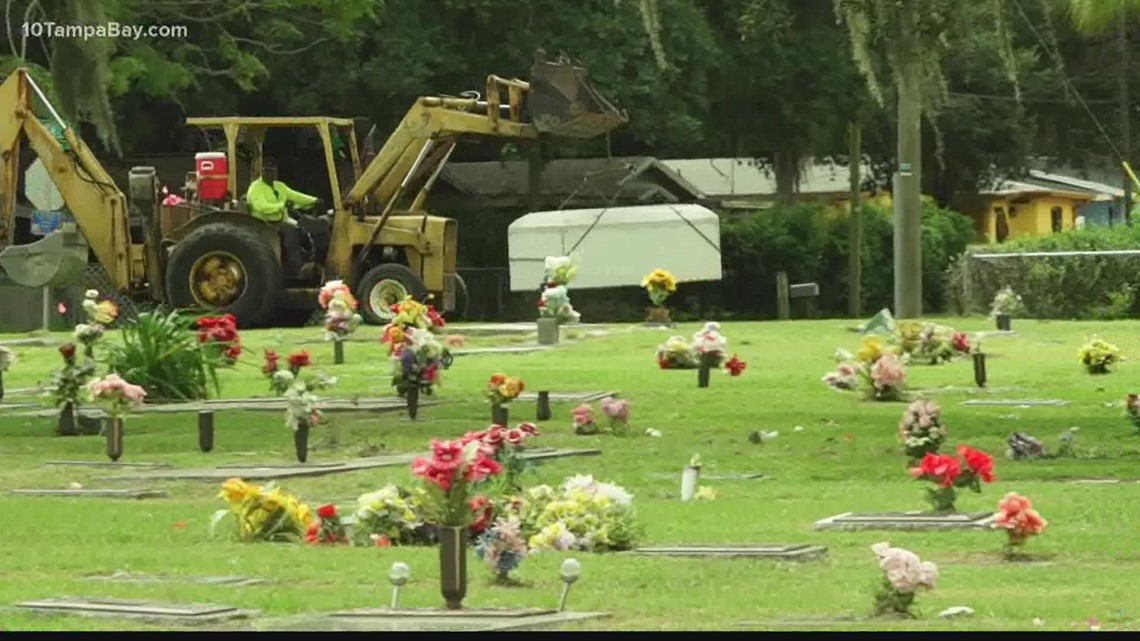 Bay area cemeteries struggle to keep up with burials amid COVID pandemic