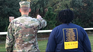 Cadaver dogs will search MacDill AFB for lost graves from black cemetery