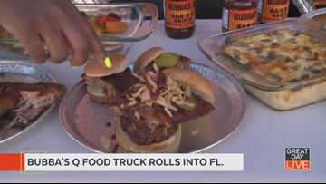 Bubba's Q food truck