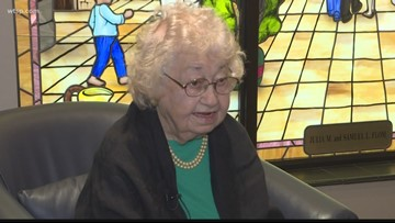 Holocaust survivor attends local Passover congregation
