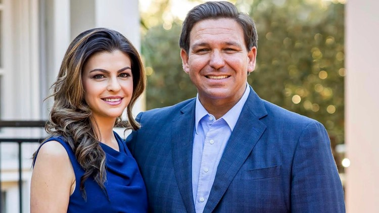 'I have only begun to fight': First Lady Casey DeSantis makes first public appearance since cancer diagnosis