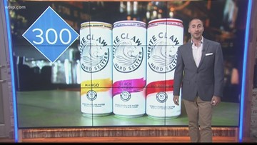White Claw declares a national shortage