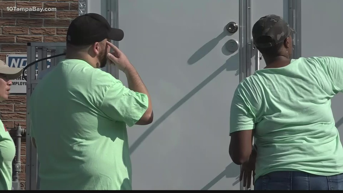 Second shower trailer in sight after huge donation to St. Pete non-profit