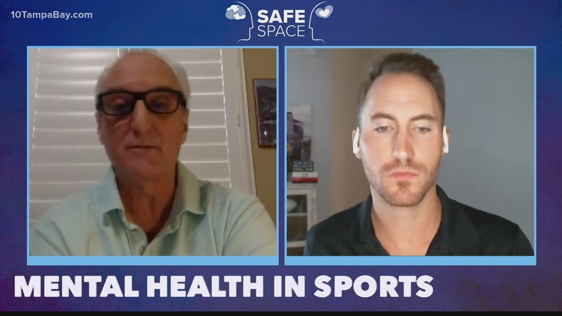 Safe Space: Mental Health in Sports