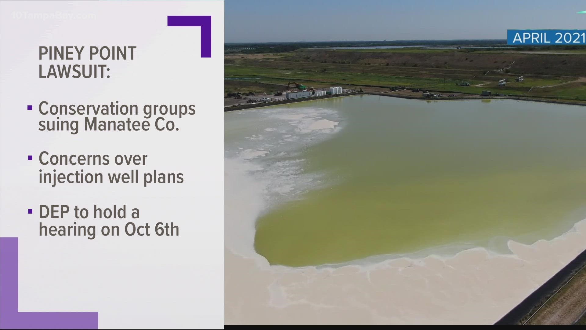 b310e09a 46cd 4e73 9944 In: Environmental Groups Sue Manatee County Over Piney Point Deep Injection Well   Our Santa Fe River, Inc. (OSFR)   Protecting the Santa Fe River