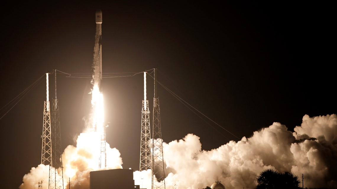 Florida's 1st rocket launch of 2019 could happen this week