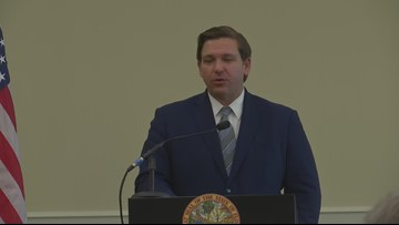 Florida Governor Ron DeSantis announces plan for high school civics exam