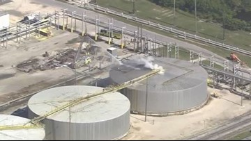 200 gallons of sulfuric acid released after Mosaic pipeline leak
