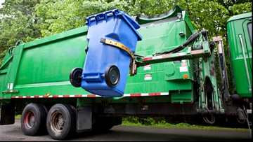 Waste Management drivers become another set of eyes for law enforcement.
