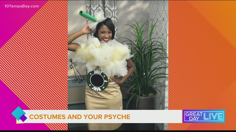 Halloween costumes and your psyche