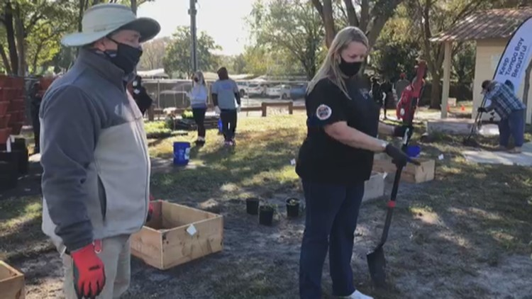'Put more of Florida back in Florida:' Nursery owner takes part in NFL Green Week